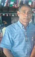 Iván Augusto González Acevedo. Cédula de identidad No. 4.371.694. Fecha de nacimiento: 10/10/1954
