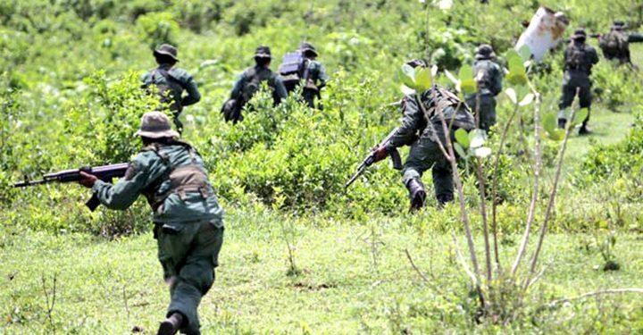 Resultado de imagen para se reportaron 6 militares fallecidos por enfrentamiento en amazonas